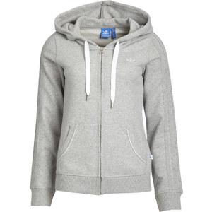 Adidas Sweat Slim Zip / GRIS