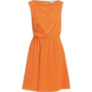 MAX & Co. Seidenkleid PERIPLO orange