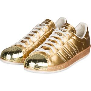 adidas Originals Sneaker SUPERSTAR 80S METALLIC gelb