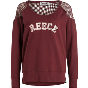 REECE Australia Sweatshirt JASMINE rot