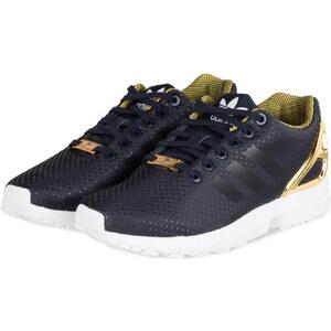 adidas Originals Sneaker ZX FLUX BLUE FLORAL schwarz