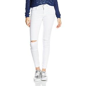 ONLY Damen Jeanshose Onlroyal Reg Sk Kneecut Jeans Noos