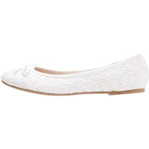Anna Field Klassische Ballerina white