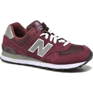 New Balance - M574 - Sneaker für Herren / weinrot