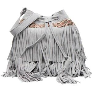Jolly suede Tighten bag par Pieces