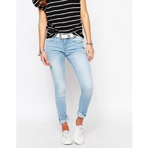 Only - Ultimate - Jean skinny en tissu doux - Bleu
