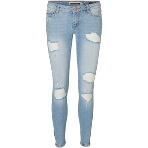 Noisy May PETITE Eve LW Skinny fit jeans