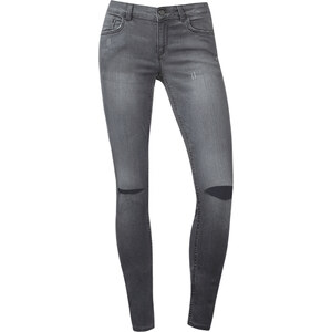 Street One - Jeans York - grey washed
