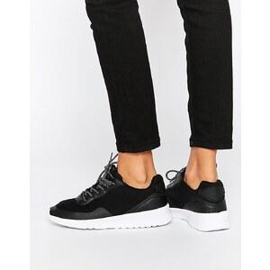 Pull&Bear - Schwarze Sneakers