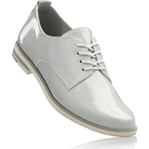 Chaussures à lacets gris chaussures & accessoires - bonprix