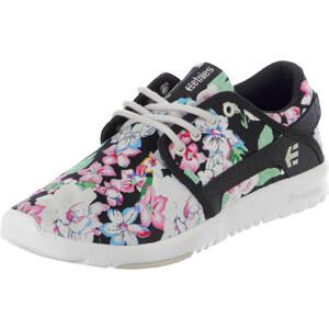 Etnies Scout W chaussures black/floral