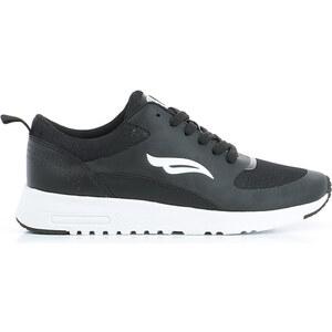 Lesara Leichter Sneaker mit weißer Sohle - 39