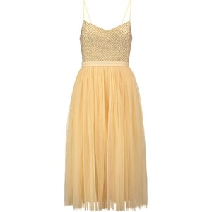 Needle & Thread COPPELIA Cocktailkleid / festliches Kleid dust yellow