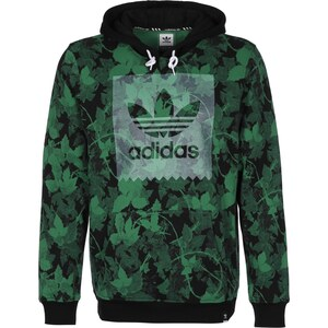 adidas Poison Ivy League Aop Hoodie green/black