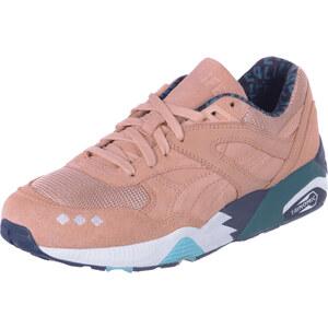 Puma R698 X Alife chaussures peach/blue
