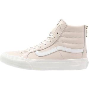 Vans SK8 SLIM Sneaker high whispering pink/blanc de blanc