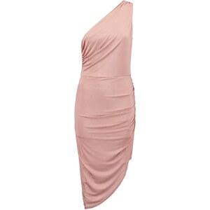 Lipsy Cocktailkleid / festliches Kleid beige