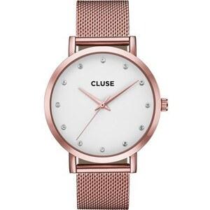Montre Cluse Pavane Rose Gold Stones CL18303 pour Femme