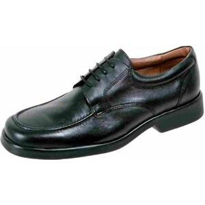 Fleximax Chaussures 91P - chaussure Lacets ULTRALIGERO ANTIDESLIZANTE noir
