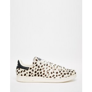 adidas Originals - Stan Smith - Sneakers mit Gepardenprint - Mehrfarbig