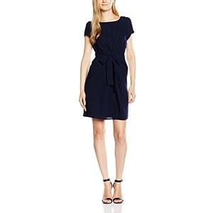 Yumi Damen Kleid Pleated Front Tea Dress
