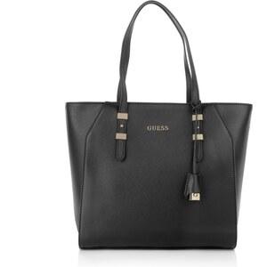 Guess Tasche - Sissi Small Tote Black - in schwarz - Henkeltasche für Damen