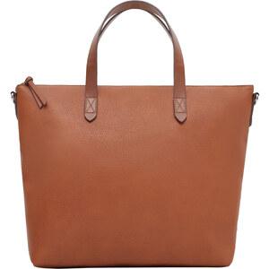 MANGO Shopper-Tasche Aus Kunstleder