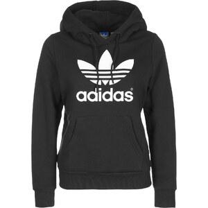 adidas Trefoil Logo W sweat à capuche black