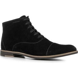 Herren Strellson Premium Schuhe schwarz unifarben