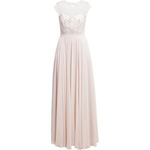 Young Couture by Barbara Schwarzer Ballkleid cream/rose