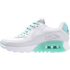Nike Sportswear AIR MAX 90 ULTRA ESSENTIAL Sneaker low pure platinum/hyper turquoise/spring