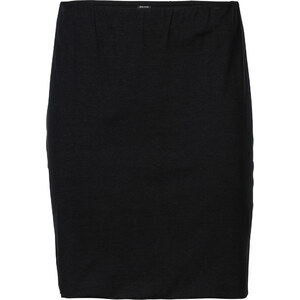 BODYFLIRT Jersey-Rock in schwarz von bonprix