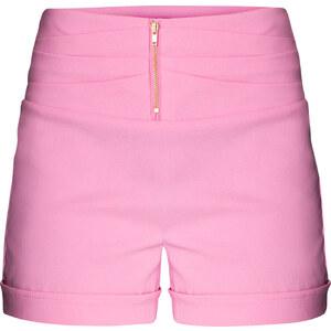 RAINBOW Highwaist Shorts in rosa für Damen von bonprix