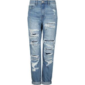 Tally Weijl Hellblaue Mom-Jeans