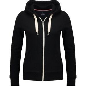 ONLY ONLNEW FINLEY Sweat zippé black