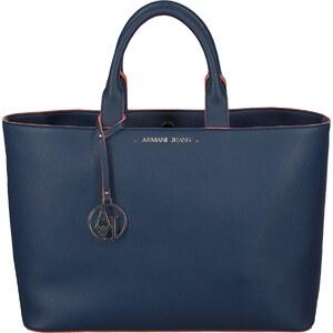 Blaue Armani Handtasche 0524V