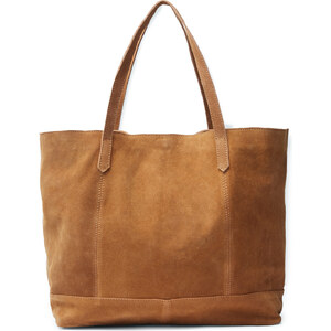 MANGO Shopper-Bag Aus Leder