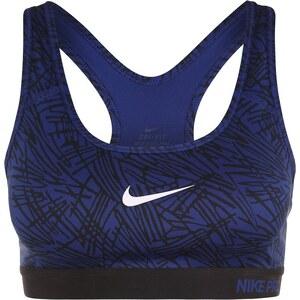 Nike Performance PRO CLASSIC SportBH deep royal blue/black/white