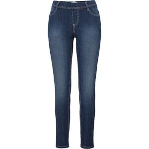 John Baner JEANSWEAR Jeans-Leggings in 7/8-Länge, Normal in schwarz für Damen von bonprix
