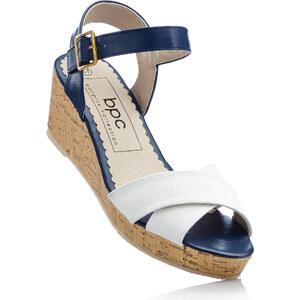 bpc bonprix collection Sandales compensées blanc avec 6 cm talon compenséchaussures & accessoires - bonprix