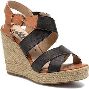 SALE - 10% - Xti - Cocktail 45056 - Sandalen für Damen / schwarz