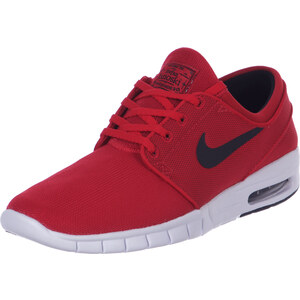 Nike Sb Stefan Janoski Max chaussures university red/black