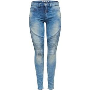 ONLY Skinny Fit Jeans Coral reg Biker