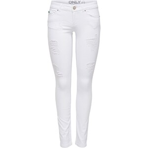 ONLY Skinny Fit Jeans Coral sl weie
