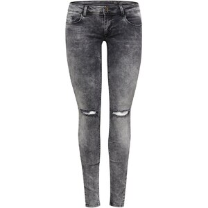 ONLY Skinny Fit Jeans Coral sl Kniecut