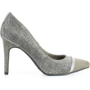 Lesara Chaussures à talons aiguilles aspect brillant