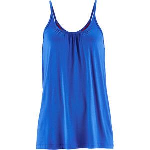 bpc bonprix collection Top extensible bleu sans manches femme - bonprix