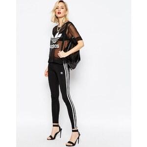 Adidas Originals - Adicolour - Leggings à 3 bandes - Noir