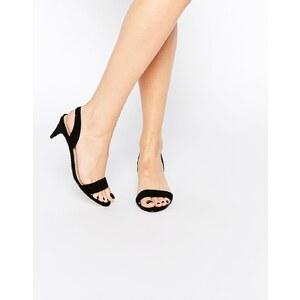 ASOS - HONEYBEE - Sandales à talon - Noir