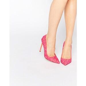 ASOS - PHILI - Chaussures pointues à talons hauts - Rose